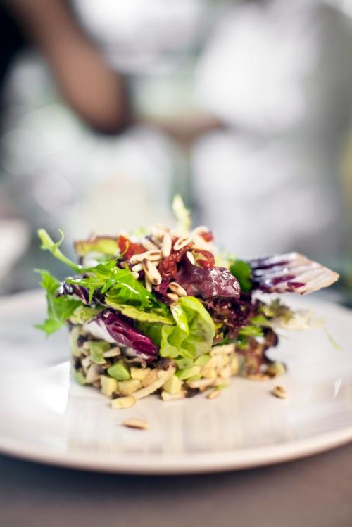 ensaladas il Giardinetto
