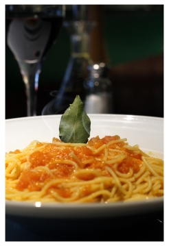Spaghetti Sofía Loren