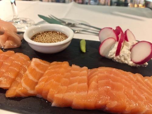 sashimi Giardinetto
